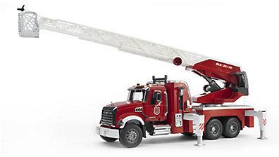 Bruder Toys Mack Granite Fire Engine