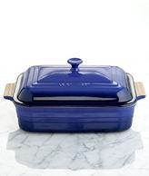 Le Creuset Enameled Stoneware 4.5 Qt. Covered Rectangular Baking Dish