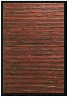Anji Mountain Cobblestone Bamboo Rug - Anji Mountain®