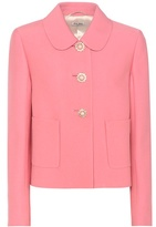 Miu Miu Embellished Jacket