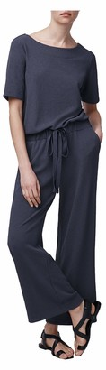 b new york Women's Short Sleeve Jumpsuit