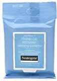 Neutrogena Make-Up Remover Cleansing Towelettes, 7 count - Buy Packs and SAVE (Pack of 4)