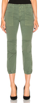 Nili Lotan Cropped Military Pant