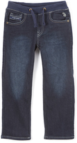 U.S. Polo Assn. Dark Crinkle Jeans - Toddler & Boys