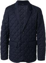 Z Zegna quilted blazer - men - Polyester/Wool - L