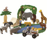 Freya Me and Wooden African Play Set