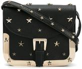 RED Valentino star stud saddle bag