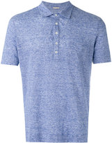 Massimo Alba classic polo shirt - men - Linen/Flax - M