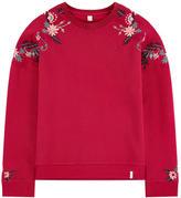 Esprit Embroidered sweatshirt