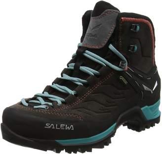 Salewa Women's Ws MTN Trainer Mid GTX High Rise Hiking Shoes