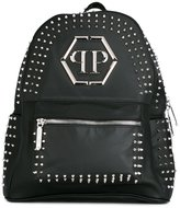 Philipp Plein Major backpack - men - Calf Leather/Polyester/Polyurethane - One Size