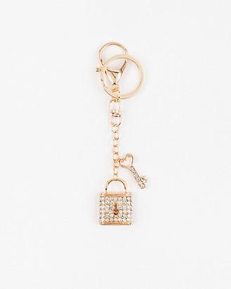 Le Château Key & Lock Bag Charm