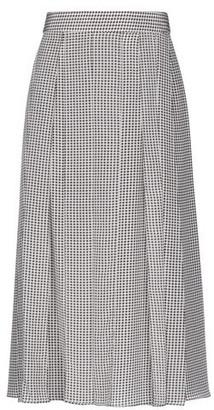 Joseph 3/4 length skirt