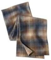 L.L. Bean Signature Chamois Cloth Scarf, Men's