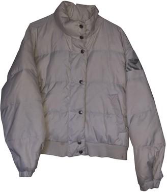 DKNY White Coat for Women