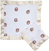Aden Anais aden by aden + anais Security Blankets caleb - Monkey, 2-Pack