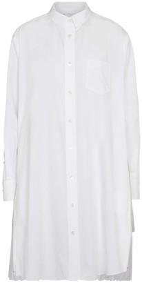 Sacai Zipped shirt dress
