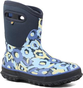 Bogs Flower Bites Classic Mid Waterproof Boot