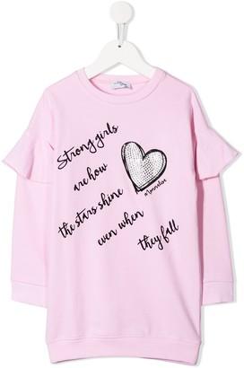 MonnaLisa Strong Girls sweater dress
