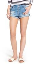 Volcom Women's Rolled Denim Shorts