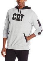 Caterpillar Men's Lightweight Tech Hooded Sweatshirt