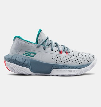 Under Armour Pre-School UA SC 3ZER0 III Basketball Shoes