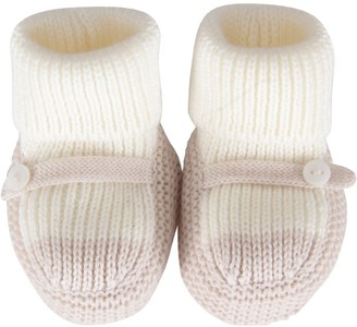 Little Bear Multicolor Baby Bootee For Baby Boy