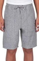 Volcom 'Static Stone' Fleece Shorts (Toddler Boys & Little Boys)