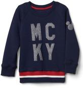 Gap babyGap | Disney Baby Mickey Mouse crew sweatshirt