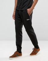 Polo Sport By Ralph Lauren Regular Fit Logo Cuffed Jogger In Black