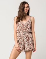 Amuse Society Bendita Womens Romper