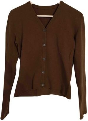 Lucien Pellat-Finet Lucien Pellat Finet Brown Cashmere Knitwear for Women