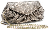 Lauren Merkin.  Diana  metallic bubble leather bag