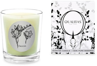 Qualitas Candles Freesia Scented Beeswax Candle