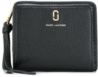 Marc Jacobs Mini Logo Compact Wallet