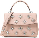MICHAEL Michael Kors Ava Jewel Small Top Handle Satchel