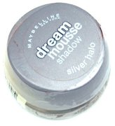 Maybelline Dream Mousse Shadow - Silver Halo by Maybelline New York