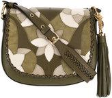 MICHAEL Michael Kors floral patchwork satchel