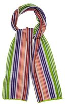 Missoni Multicolor Striped Scarf w/ Tags