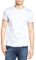 Scotch & Soda Men's Double Layer T-Shirt