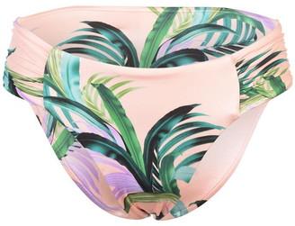Seafolly Leaf Print Bikini Briefs Womens