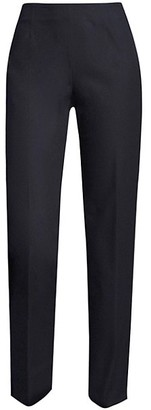 Lafayette 148 New York Cropped Bleecker Pants