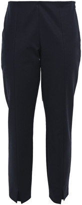 The Row Cotton-blend Twill Skinny Pants