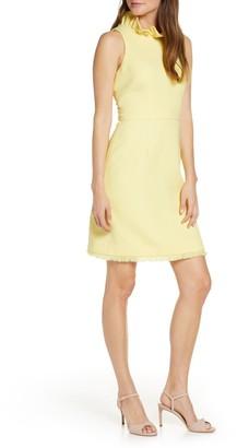 Brinker & Eliza Tweed A-Line Dress