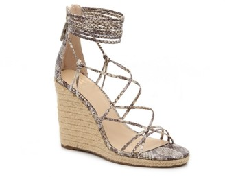Jlo Jennifer Lopez Callie Espadrille Wedge Sandal