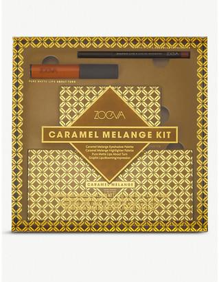 Zoeva Na Caramel Melange Kit Eyeshadow Palette