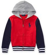 Ralph Lauren Childrenswear Cotton Hooded Jacket
