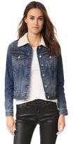 AG Jeans Shearling Mya Jacket