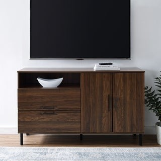 Carbon Loft 56-inch Modern Asymmetrical Sideboard
