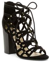 G by Guess Juto Caged Lace-Up Sandal